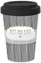 Wohndekoartikel Travel Mug Best Dad Ever