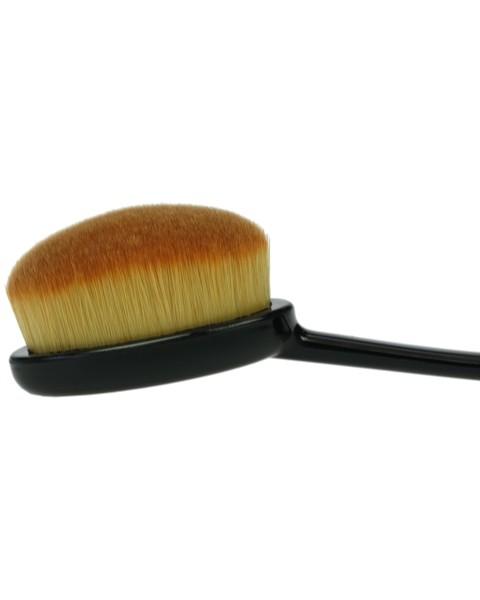 Pinsel Make-up Pinsel oval mittel No.4