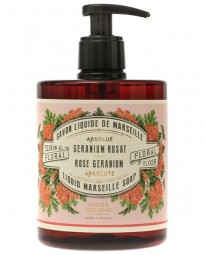 Rosengeranie Rose Geranium Liquid Marseille Soap