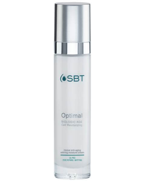 Optimal Globale Anti-Aging refining moisture Creme - Oil free