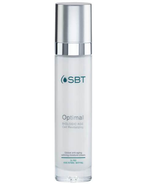 Optimal Globale Anti-Aging refining moisture Creme - Oil free