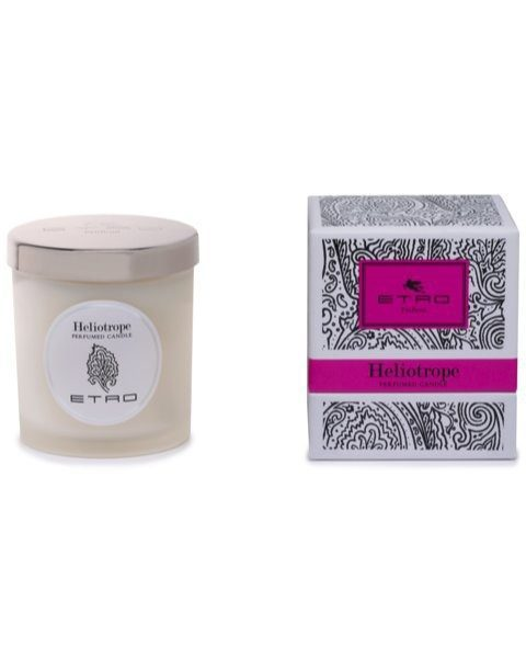 Heliotrope Perfumed Candle