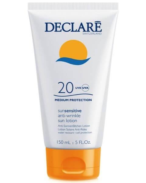 Sun Sensitive Anti-Wrinkle Sun Lotion SPF20