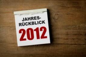 Rückblick - Die besten Parfüms 2012