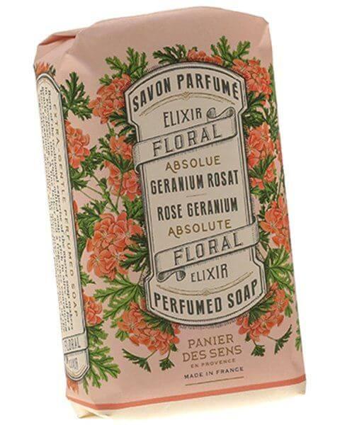 Rosengeranie Rose Geranium Perfumed Soap