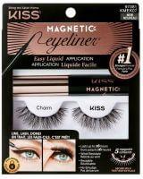 KISS Falsche Wimpern Magnetic Eyeliner/Eyelash Set 07