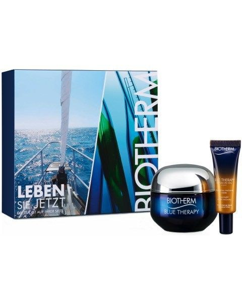 Blue Therapy Creme Jour Normale-Mischhaut Set 2016