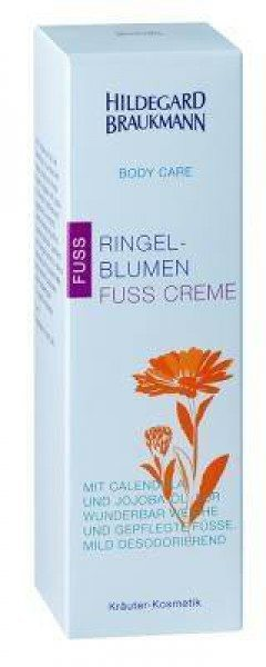Body Care Ringelblumen Fuss Creme