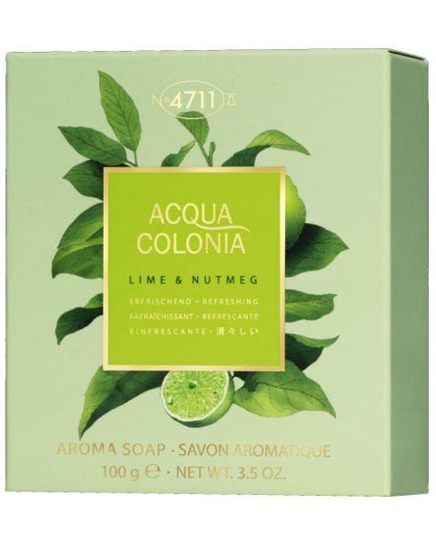 Lime & Nutmeg Soap