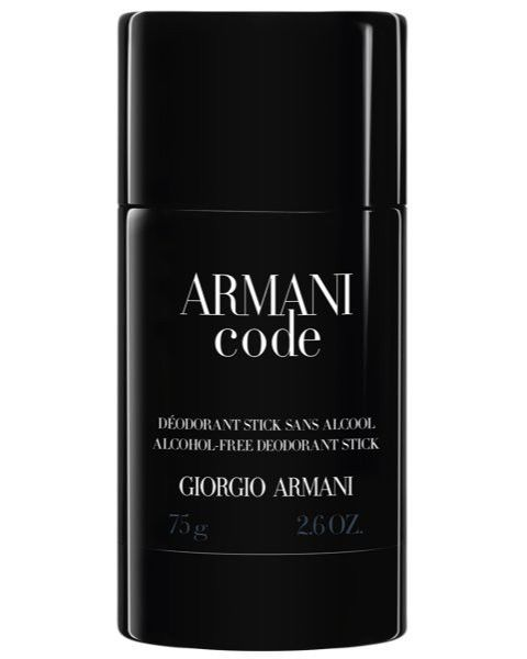 Code Homme Deo Stick