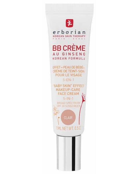 BB & CC Crèmes BB Crème au Ginseng SPF 20 Clair