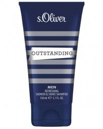 Outstanding Men Shower & Shave Shampoo
