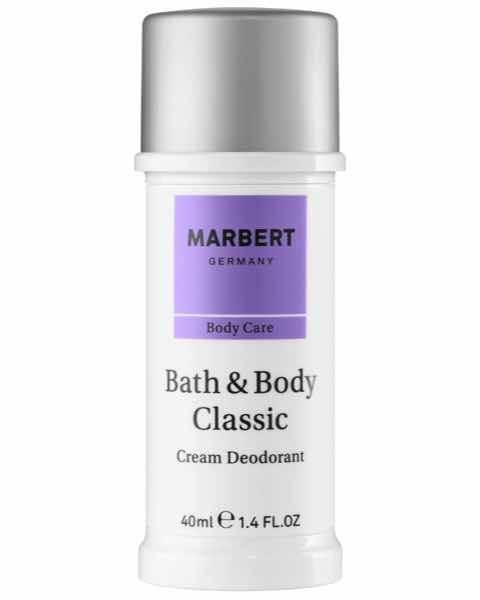 Bath & Body Classic Cream Deodorant