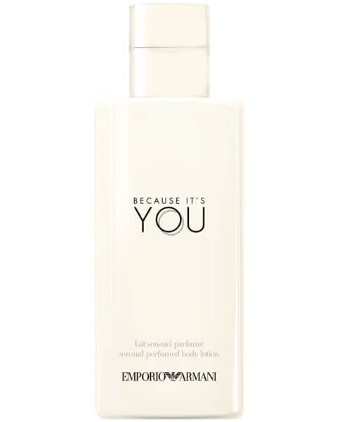 Emporio Because it's YOU Body Lotion