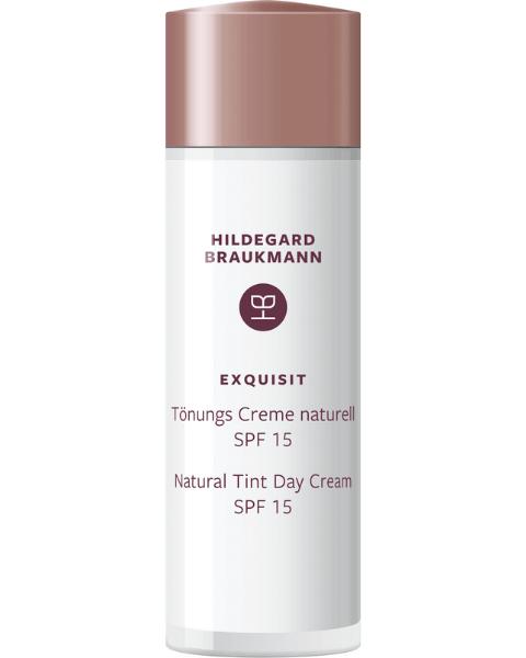 Hildegard Braukmann Exquisit Tönungs Creme naturell SPF 15
