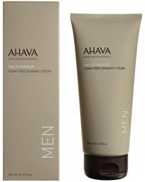 Time To Energize Men Foam Free Shaving Cream