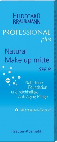 Professional Natural Make up SPF 8 mittel