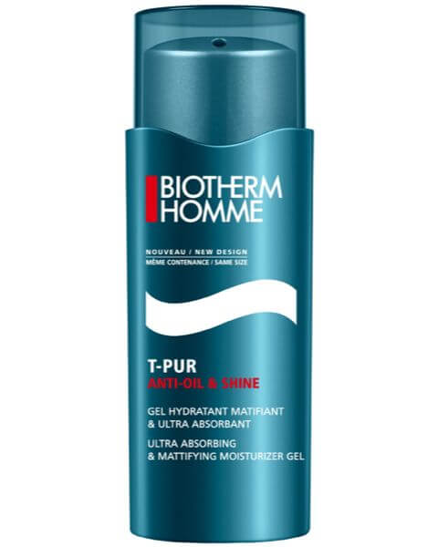 T-Pur Anti Oil & Shine Gel Hydratant Matifiant & Ultra Absorbant