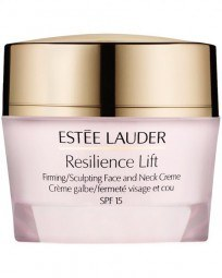 Gesichtspflege Resilience Lift Face and Neck Creme SPF 15 Normal-Combination Skin