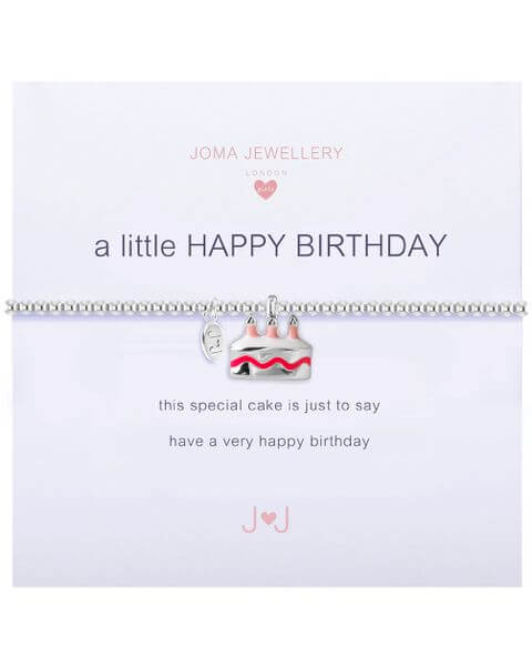 Armbänder A Little - Happy Birthday