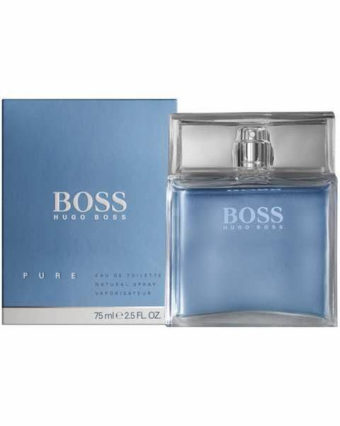 Boss Pure Eau de Toilette Spray