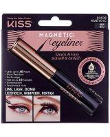 KISS Falsche Wmpern Magnetic Eyeliner - 01