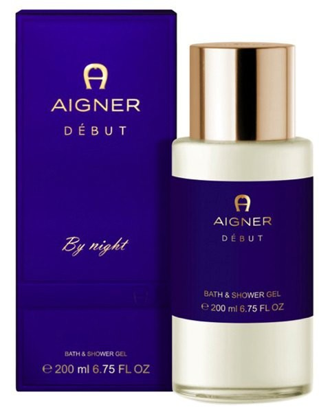 Début by Night Shower Gel