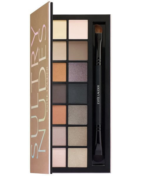 Augenmakeup Sumptuous Knockout Palette Sultry Nudes