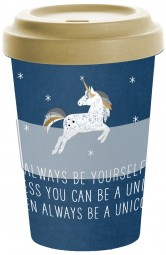 Wohndekoartikel Travel Mug Always Be a Unicorn