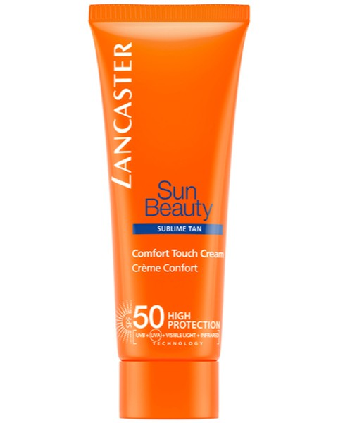 Sun Beauty Face Comfort Touch Cream SPF50