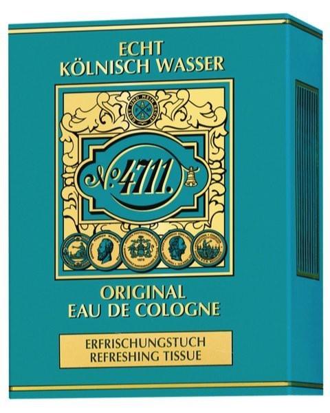 Echt Kölnisch Wasser Erfrischungstücher
