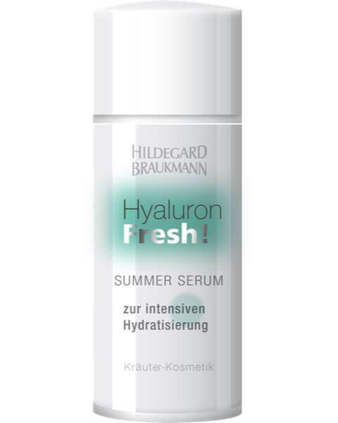 Limitierte Editionen Hyaluron Fresh! Summer Serum