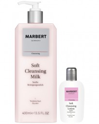 Cleansing Soft Cleansing Milk + Lotion