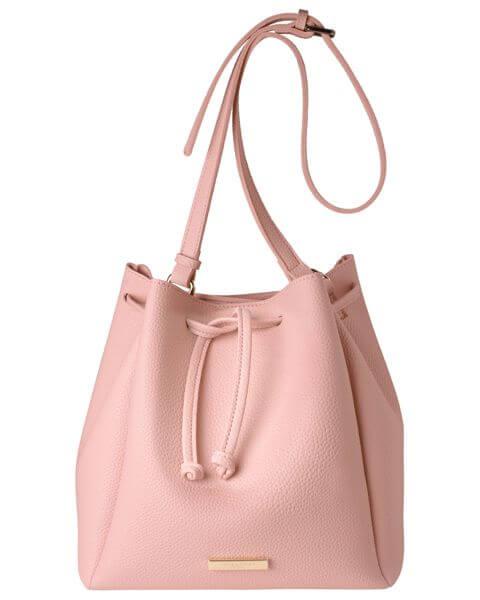 Handtaschen Chloe Bucket Bag Pale Pink