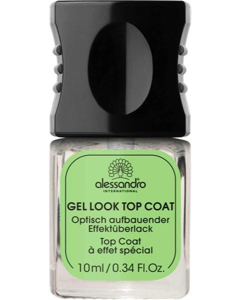 Professional Manicure Gel Look Überlack