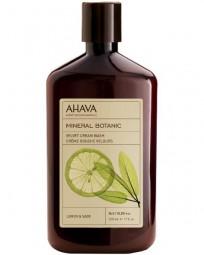 Mineral Botanic Velvet Cream Wash Lemon & Sage