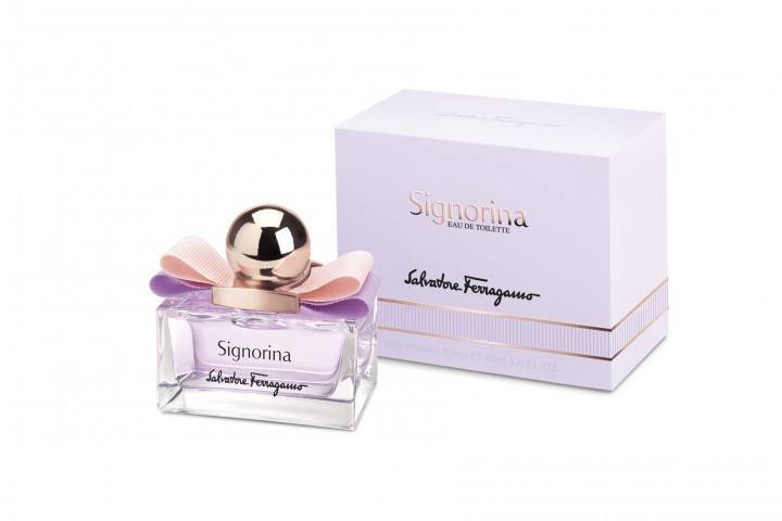 Signorina Eau de Toilette Spray