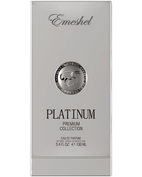 Premium Collection Unisex Platinum EdP Spray