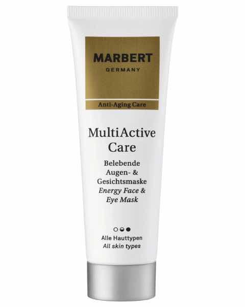 Multi-Active Care Belebende Augen- & Gesichtsmaske