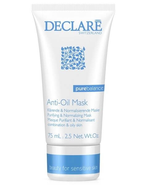 Pure Balance Anti-Oil Mask
