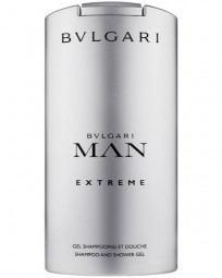 Man Extrême Shampoo and Shower Gel