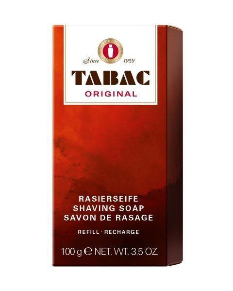 Tabac Original Shaving Soap mit Hülse Refill