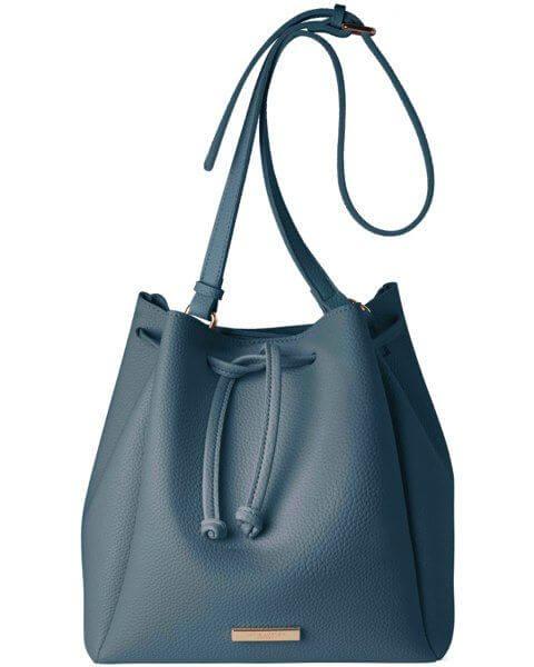 Handtaschen Chloe Bucket Bag Powder Blue