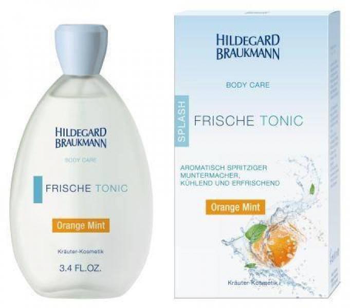 Body Care Frische Tonic - Orange Mint