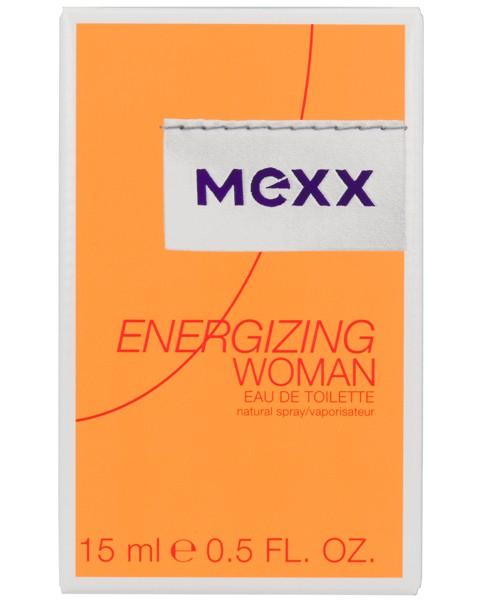 Energizing Woman Eau de Toilette Spray