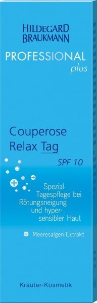 Professional Couperose Relax Tag SPF 10