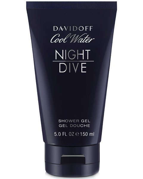 Cool Water Night Dive Shower Gel