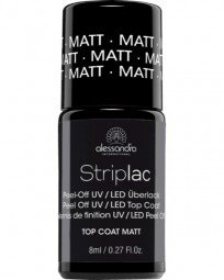 Striplac Top Coat Matt