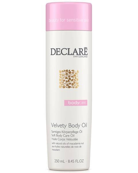 Body Care Velvety Body Oil
