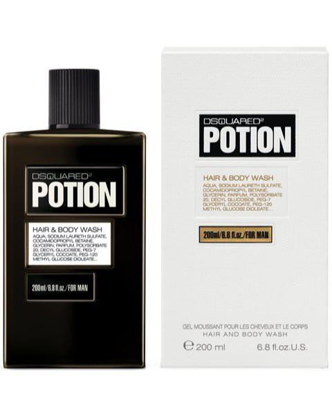 Potion for Man Shampoo & Shower Gel